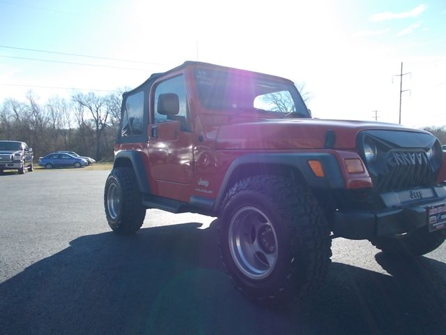 2003 Jeep Wrangler Sport Shelbyville, TN 8