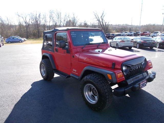 2003 Jeep Wrangler Sport Shelbyville, TN 9