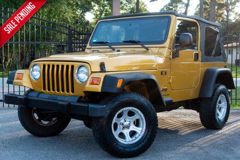 2003 Jeep Wrangler X in , Texas