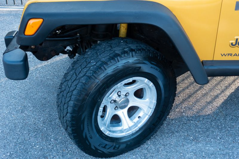 2003 Jeep Wrangler X   Texas  EURO 2 MOTORS  in , Texas