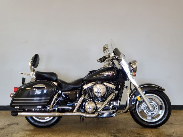 2003 Kawasaki Vulcan 1500 Nomad VN1500L in Fort Worth , Texas 76111