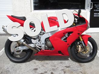 2003 Kawasaki ZX636R in Dania Beach Florida, 33004