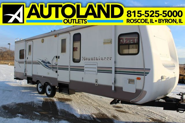 2003 Keystone 325fkbs Mountaineer