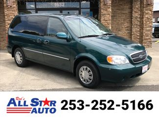 2003 Kia Sedona LX in Puyallup Washington, 98371