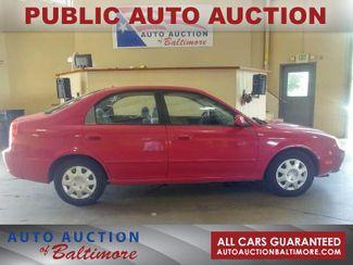 2003 Kia SPECTRA    JOPPA, MD   Auto Auction of Baltimore  in Joppa MD