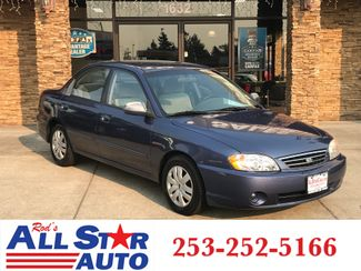 2003 Kia Spectra LS in Puyallup Washington, 98371