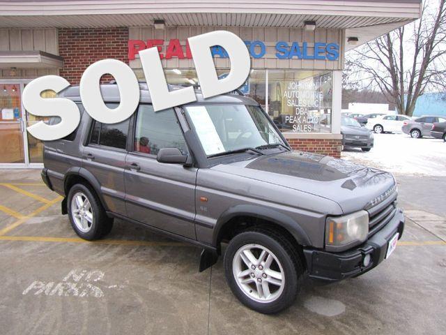 2003 Land Rover Discovery SE in Medina, OHIO 44256
