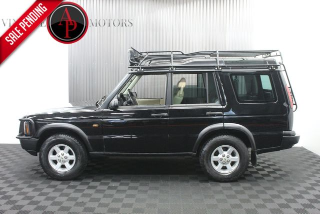 2003 Land Rover Discovery S WITH JUMP SEATS in Statesville, NC 28677