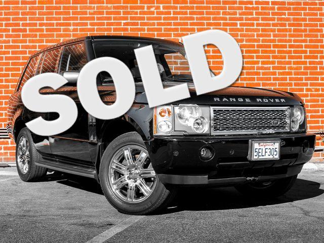 2003 Land Rover Range Rover HSE Burbank, CA