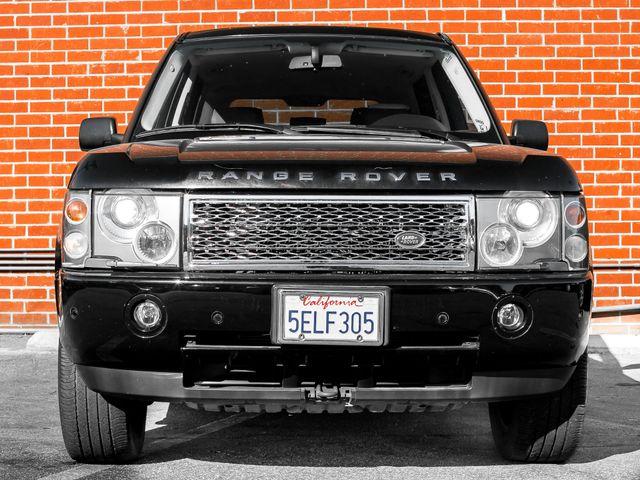 2003 Land Rover Range Rover HSE Burbank, CA 1