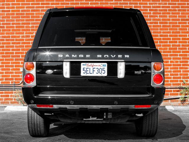 2003 Land Rover Range Rover HSE Burbank, CA 2