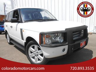 2003 Land Rover Range Rover HSE in Englewood, CO 80110
