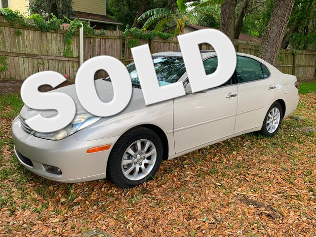 2003 Lexus ES 300 (SALE PENDING) Amelia Island, FL