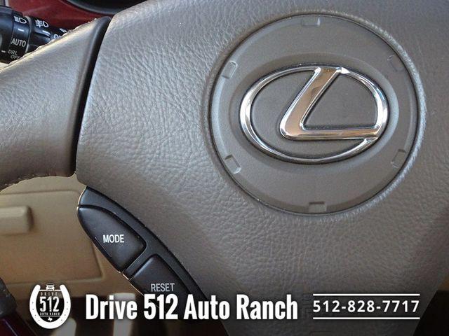2003 Lexus ES 300 Low Miles NICE CAR in Austin, TX 78745
