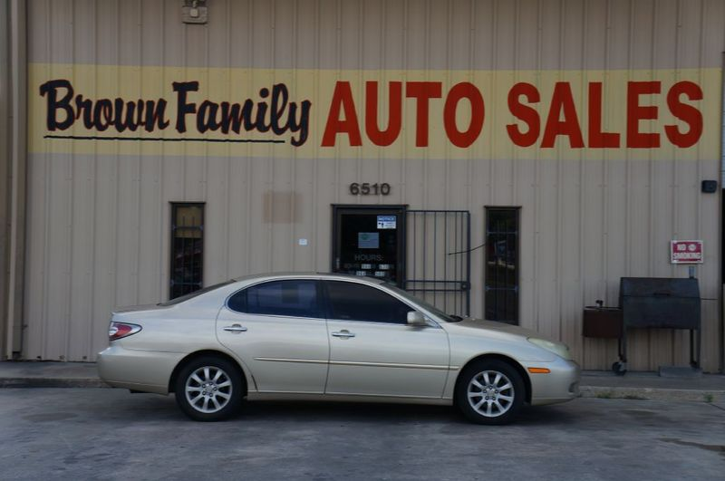 2003 Lexus ES 300 300   Houston, TX   Brown Family Auto Sales in Houston TX