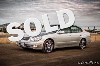 2003 Lexus GS 300  | Concord, CA | Carbuffs in Concord