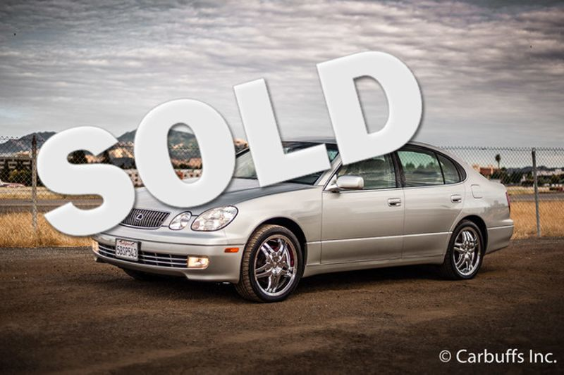 2003 Lexus GS 300  | Concord, CA | Carbuffs
