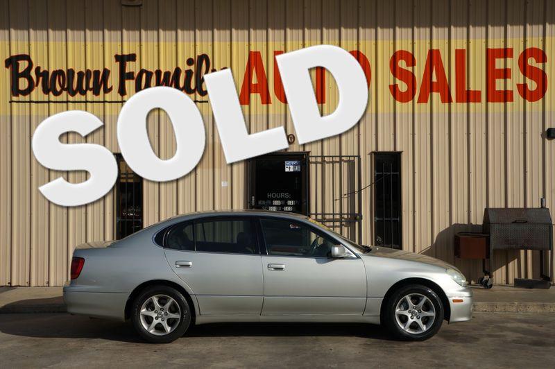 2003 Lexus GS 300 300 | Houston, TX | Brown Family Auto Sales in Houston TX
