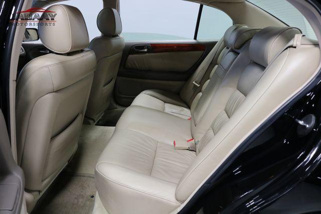 2003 Lexus GS 300 Merrillville, Indiana 12