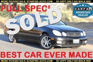 2003 Lexus GS 430 Santa Clarita, CA