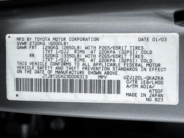 2003 Lexus GX 470 Burbank, CA 31