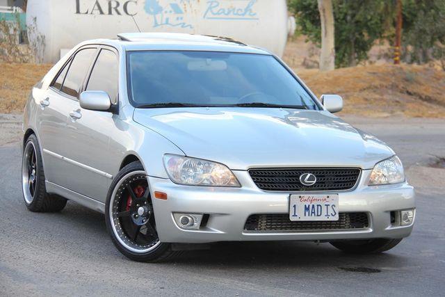 2003 Lexus IS 300 SUPERCHARGED 5 SPEED Santa Clarita, CA 3
