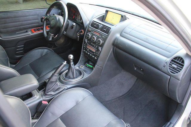 2003 Lexus IS 300 SUPERCHARGED 5 SPEED Santa Clarita, CA 9