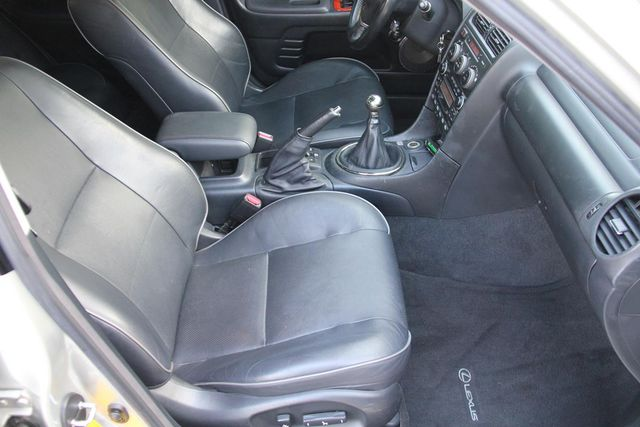 2003 Lexus IS 300 SUPERCHARGED 5 SPEED Santa Clarita, CA 14