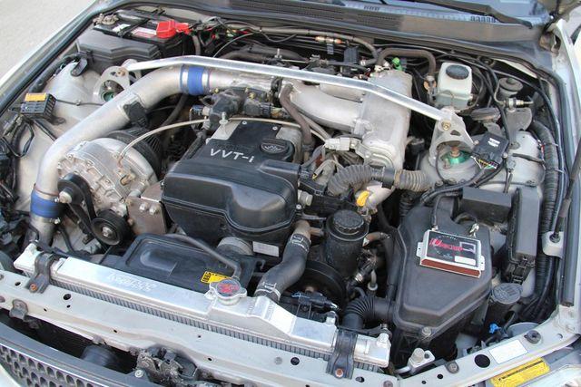 2003 Lexus IS 300 SUPERCHARGED 5 SPEED Santa Clarita, CA 22