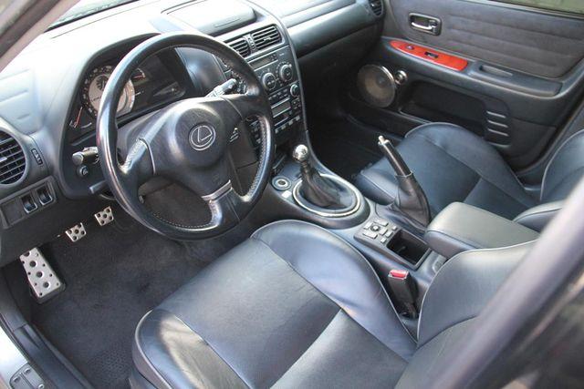 2003 Lexus IS 300 SUPERCHARGED 5 SPEED Santa Clarita, CA 8