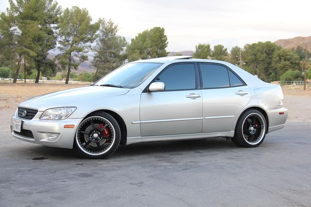 2003 Lexus IS 300 SUPERCHARGED 5 SPEED Santa Clarita, CA 1