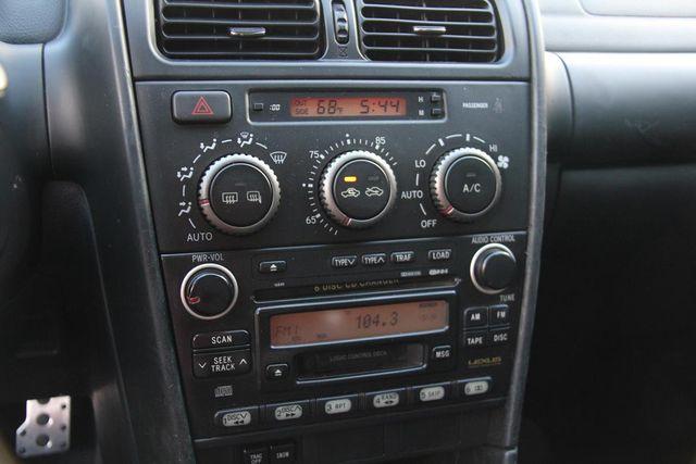 2003 Lexus IS 300 SUPERCHARGED 5 SPEED Santa Clarita, CA 17