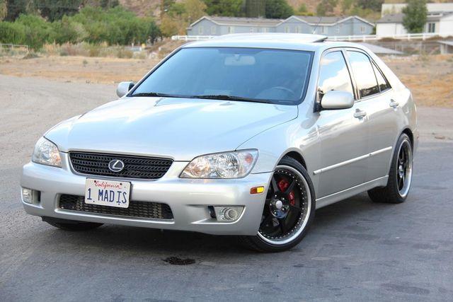 2003 Lexus IS 300 SUPERCHARGED 5 SPEED Santa Clarita, CA 4