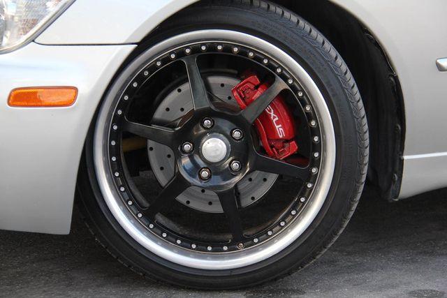 2003 Lexus IS 300 SUPERCHARGED 5 SPEED Santa Clarita, CA 35