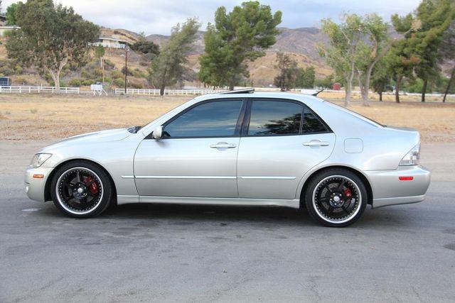 2003 Lexus IS 300 SUPERCHARGED 5 SPEED Santa Clarita, CA 11
