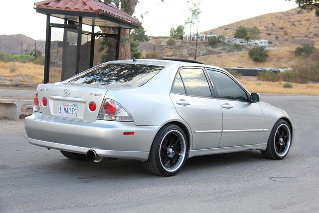 2003 Lexus IS 300 SUPERCHARGED 5 SPEED Santa Clarita, CA 6