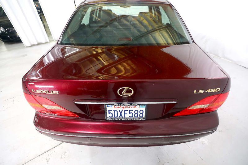 2003 Lexus LS 430 - Mark Levinson sound - Navigation - 23K miles  city California  MDK International  in Los Angeles, California