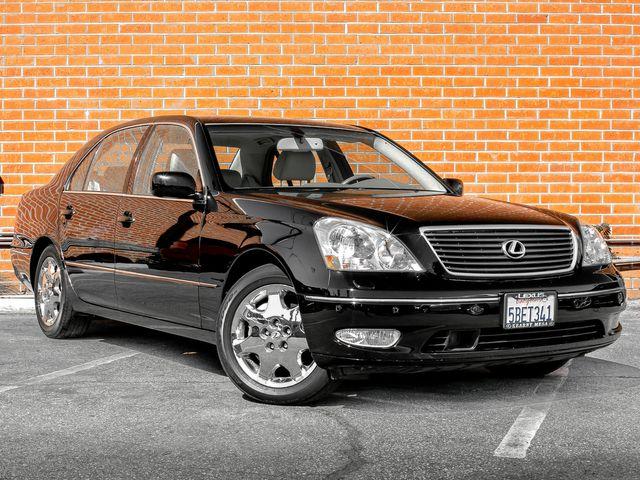 2003 Lexus LS 430 Burbank, CA 1