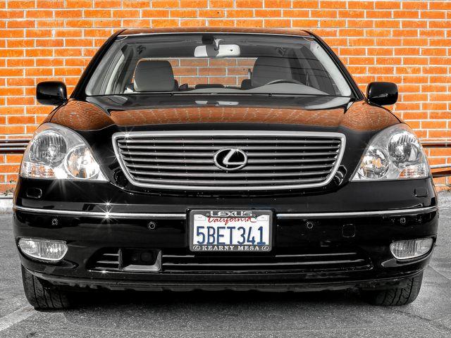 2003 Lexus LS 430 Burbank, CA 2