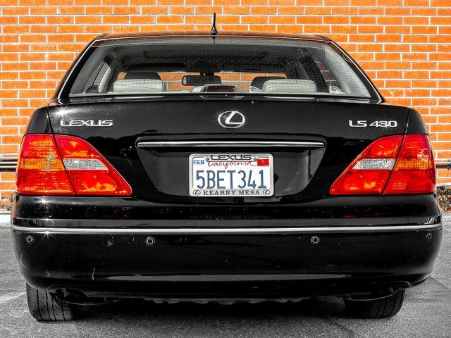 2003 Lexus LS 430 Burbank, CA 3