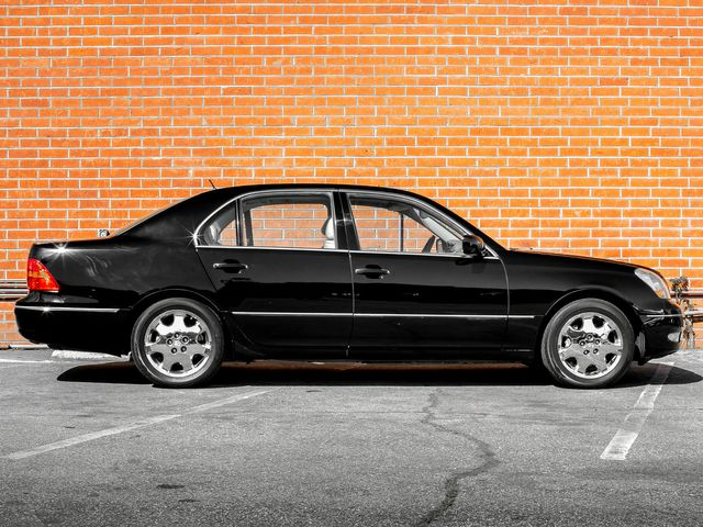 2003 Lexus LS 430 Burbank, CA 4