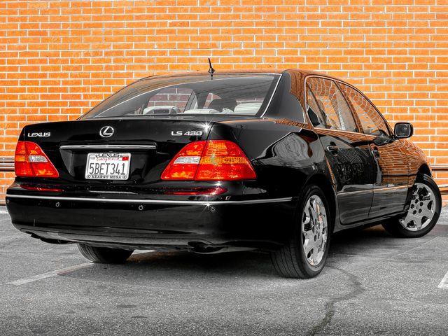 2003 Lexus LS 430 Burbank, CA 6