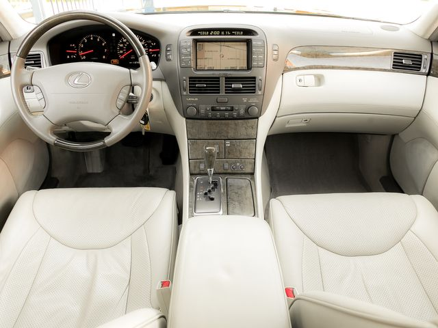 2003 Lexus LS 430 Burbank, CA 8