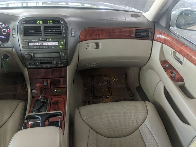 2003 Lexus LS 430 ((**LEATHER..MOONROOF..HEAT/COOLED SEATS**)) in Campbell, CA 95008