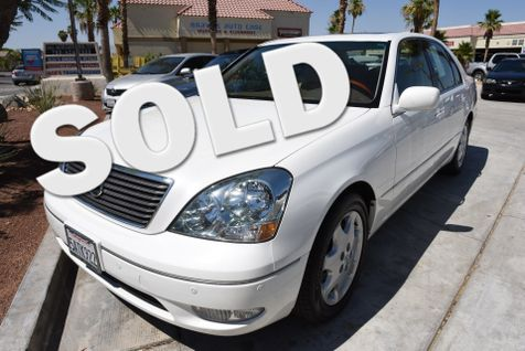 2003 Lexus LS 430  in Cathedral City