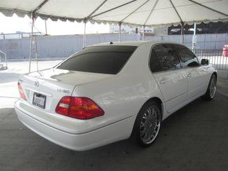 2003 Lexus LS 430 Gardena, California 2
