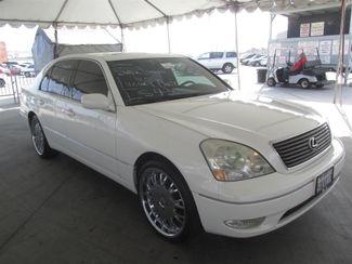 2003 Lexus LS 430 Gardena, California 3