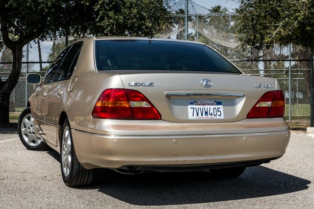 2003 Lexus LS 430 ULTRA LUXURY PKG in Reseda, CA, CA 91335
