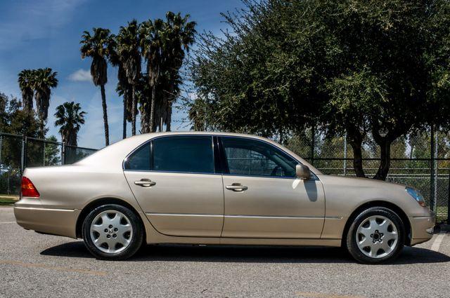 2003 Lexus LS 430 ULTRA LUXURY PKG in Reseda, CA, CA 91335