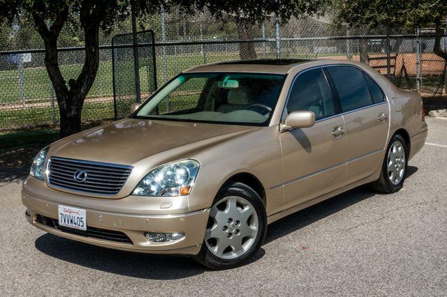 2003 Lexus LS 430 ULTRA LUXURY PKG